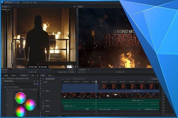 Tải HitFilm Pro 12 full - Hướng dẫn cách cài đặt chi tiết 2