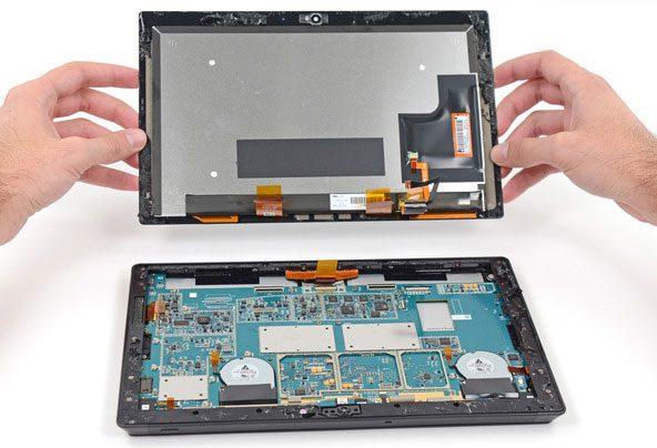 sửa Surface Pro hồ chí minh