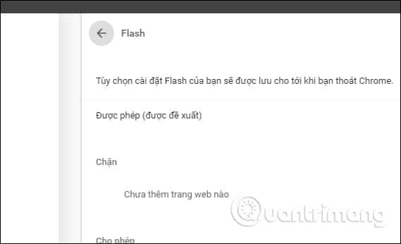 Chạy Flash trên trình duyệt