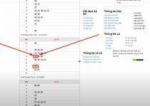 Bài chia sẻ chốt số của Khánh Nguyễn