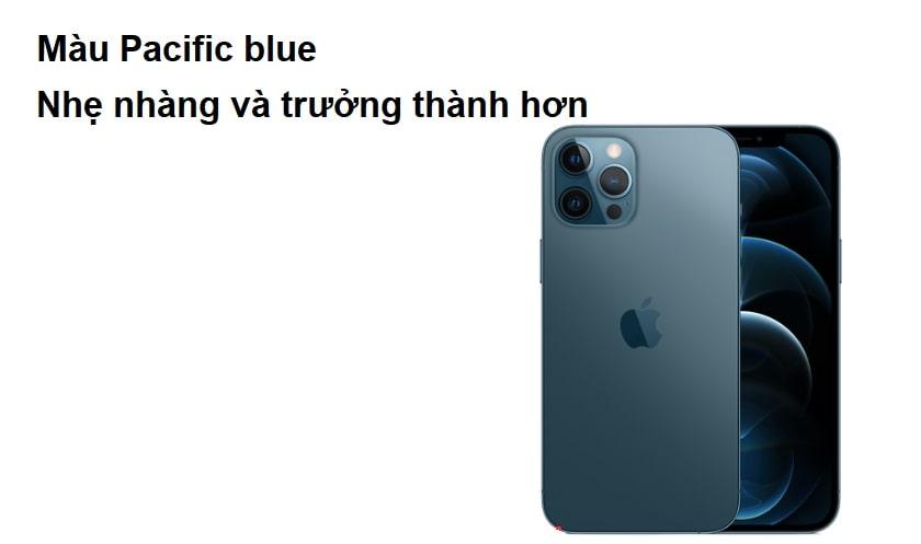 Các phiên bản màu trên iPhone 12 Pro, màu nào bán chạy