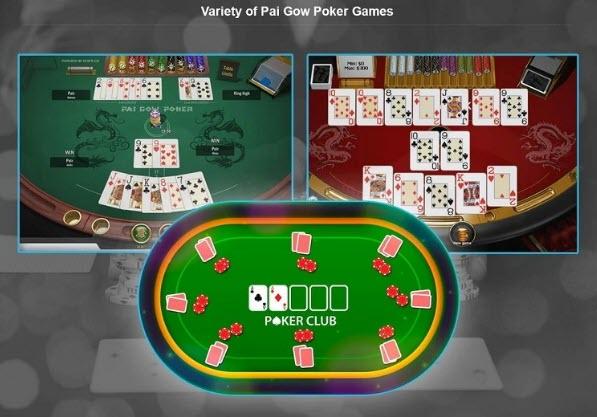 Cách chơi Pai Gow Poker không khó